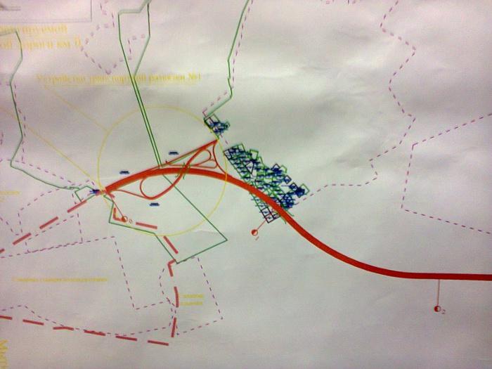 Проекты, развитие и застройка