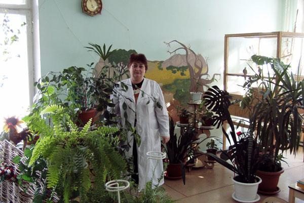 Клочкова Галина Борисовна